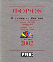Cover of: HCPCS 2002, TimeSaver: Health Care Financing Administration, Common Coding System | Practice Management Information Corporation