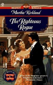 Cover of: The Righteous Rogue