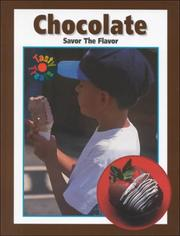 Cover of: Chocolate | Elaine Landau