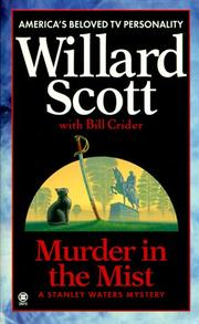 Cover of: Murder in the Mist (Stanley Waters Mysteries)