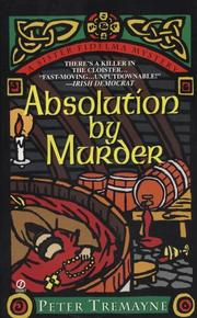 Cover of: Absolution by Murder (A Mystery of Ancient Ireland)