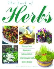 Cover of: The Book Of Herbs | Thunder Bay Editors
