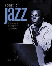 Cover of: Icons of Jazz