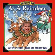 Cover of: Picture Me As a Reindeer (Picture Me) | Deborah D'Audrea