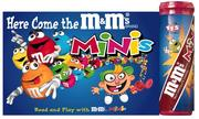 Cover of: Here Come the M&m Minis |