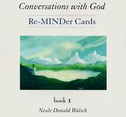 Cover of: Conversations With God: Re-Minder Cards: Book 1