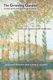 Cover of: The Grieving Garden | Suzanne Redfern