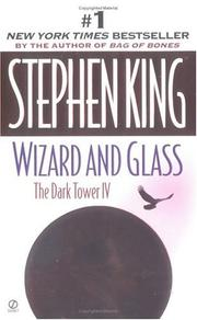 Cover of: Wizard and Glass by Stephen King, Dave McKean