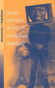Cover of: Group Identities on French and British Television | Michael Scriven