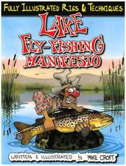 Cover of: Lake Fly-Fishing Manifesto | Mike Croft