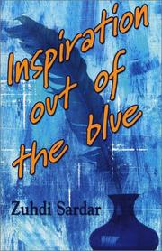 Cover of: Inspiration Out of the Blue | Zudhi Sardar