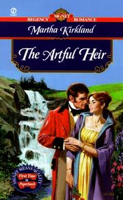 Cover of: The Artful Heir