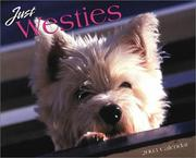 Cover of: Just Westies 2003 Calendar |