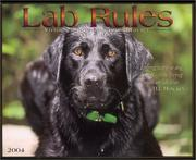 Cover of: Lab Rules 2004 Calendar |