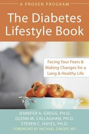 Cover of: The Diabetes Lifestyle Book | Jennifer A. Gregg