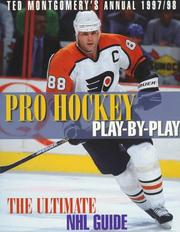 Cover of: Pro Hockey Play-By-Play 1997/98 | Ted Montgomery