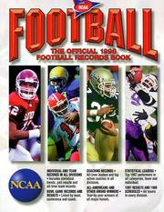 Cover of: Ncaa Football | National Collegiate Athletic Association