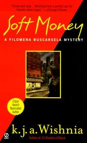 Cover of: Soft Money (Filomena Buscarsela Mysteries