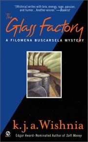Cover of: The glass factory