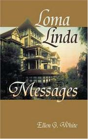 Cover of: Loma Linda Messages