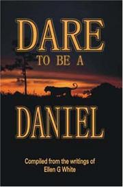 Cover of: Dare to Be a Daniel