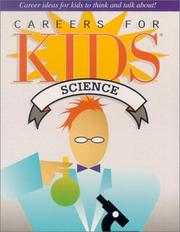 Cover of: Science Careers for Kids |