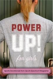 Cover of: POWER UP FOR GIRLS