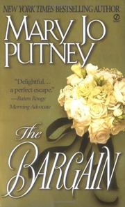 Cover of: The Bargain | Mary Jo Putney