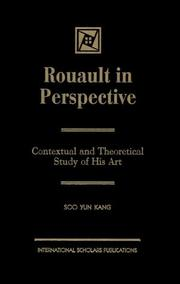 Cover of: Rouault in Perspective