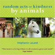 Cover of: Random Acts of Kindness by Animals