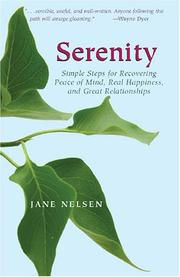 Cover of: Serenity