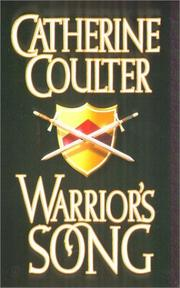 Cover of: Warrior's song | Catherine Coulter.