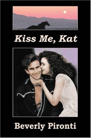Cover of: Kiss Me, Kat