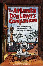 Cover of: The Dog Lover's Companion to Atlanta