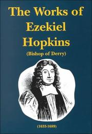 Cover of: The Works of Ezekiel Hopkins