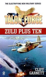 Cover of: Zulu plus ten | Cliff Garnett
