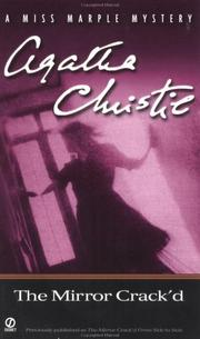 Cover of: The Mirror Crack'd (Miss Marple Mysteries)