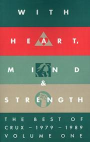 Cover of: With Heart, Mind & Strength