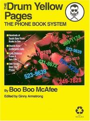 Cover of: The Drum Yellow Pages | Boo Boo McAfee