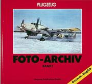 Cover of: Flugzeug Archiv Volume 1