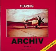 Cover of: Flugzeug Archiv Volume 4