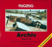 Cover of: Flugzeug Archiv