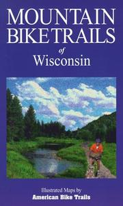 Cover of: Mountain Bike Trails of Wisconsin