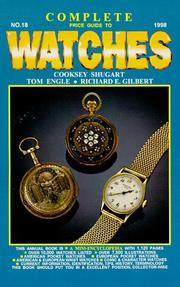 Cover of: Complete Price Guide to Watches (18th ed)