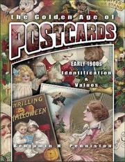 Cover of: The Golden Age of Postcards