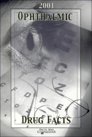 Cover of: Ophthalmic Drug Facts 2001 (Ophthalmic Drug Facts)