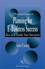 Cover of: A Practical Guide to Planning for E-Business Success