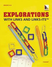 Cover of: Explorations With Links and Kink-Its | Maureen Suchin