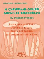 Cover of: 4 Caribbean-South American Ensembles