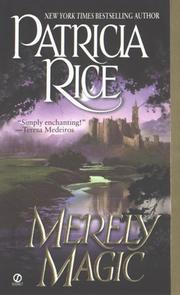 Cover of: Merely magic | Rice, Patricia